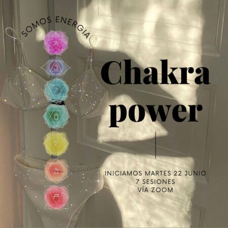 chakra-power